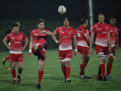 British Army lost 26-14 to Southern Knights in their first match on the 2020 Inter Services season